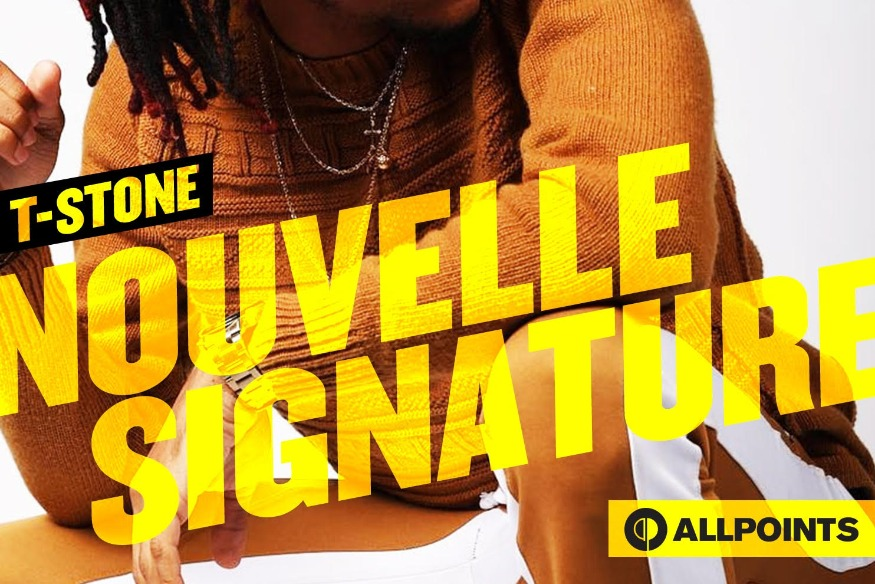 Un label national signe l'artiste T-STONE !
